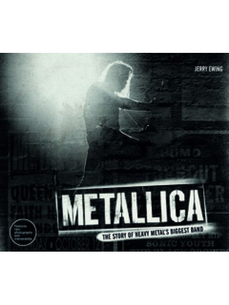 Metallica. The Story of Heavy Metal's Biggest Band - ; Carlton; - 1050