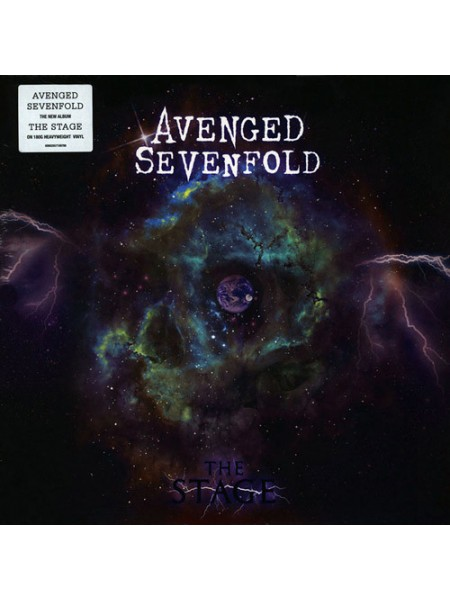Avenged Sevenfold....Heavy Metal..♫ - The Stage; 2016/2016; Europe; S/S - 860255710978