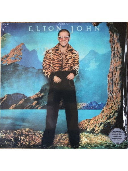 Elton John.....♫ - Caribou; 1974/2017; Europe; S/S - 860255738310