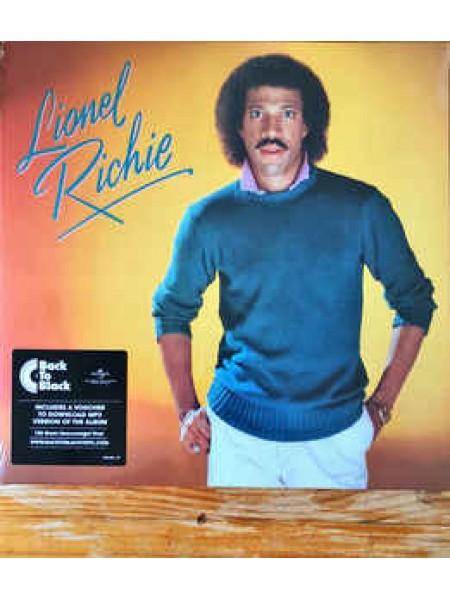 Lionel Richie....Synth-pop..M - Lionel Richie; 1982/2018; Europe; S/S - 860255781829