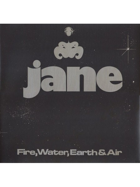 Jane....Krautrock..M - Fire, Water, Earth & Air; 1976/2009; Europe; S/S - 860075318094
