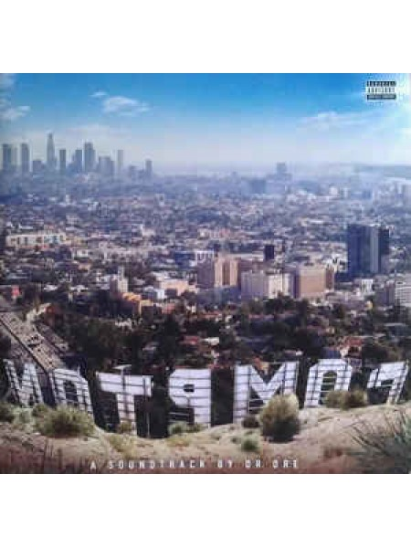 Dr. Dre - Compton; 2015/2015; Europe; S/S - 860254754519