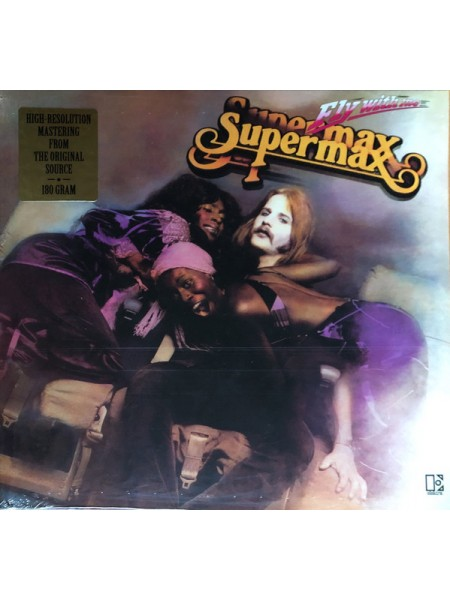 Supermax - FLY WITH ME; 1979/2019; Europe; S/S - 9172030