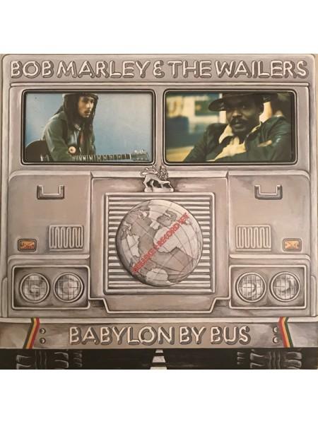Bob Marley....Reggae..♫ - Babylon By Bus; 1978/2015; Europe; S/S - 860254727623