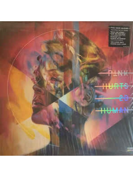 P!nk....(Synth-pop) - HURTS 2B HUMAN; 2019/2019; Europe; S/S - 9171475