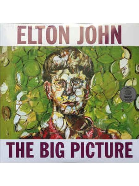 Elton John.....♫ - The Big Picture; 1997/2017; Europe; S/S - 860255738320