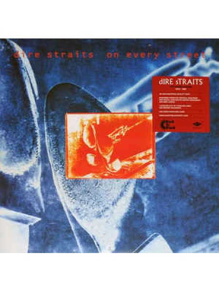 Dire Straits - On Every Street; 1991/2014; Europe; S/S - 860253752914