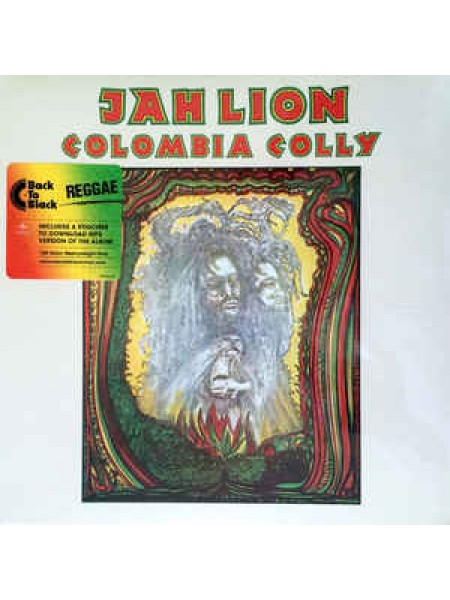 Jah Lion.....(Reggae) - Colombia Colly; 1976/2013; Europe; S/S - 860075342964