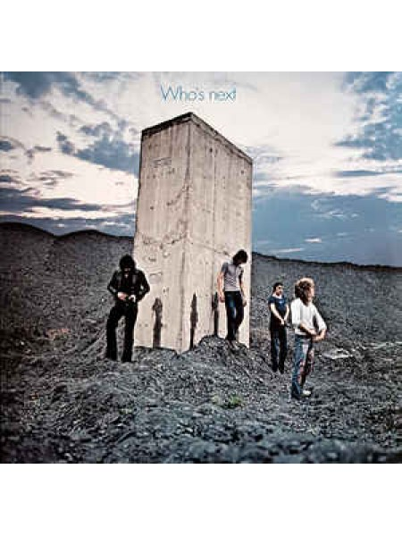 Who.....(Classic Rock) - Who's Next; 1971/2015; Europe; S/S - 860253715614