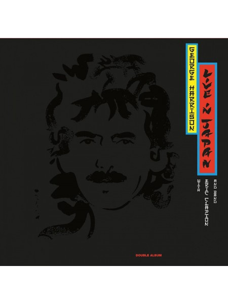George Harrison.....M - Live In Japan; 1992/2017; Europe; S/S - 860255713660