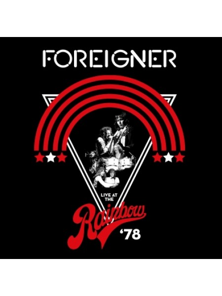 Foreigner..♫ - LIVE AT THE RAINBOW '78; 2018/2019; Europe; S/S - 9171874