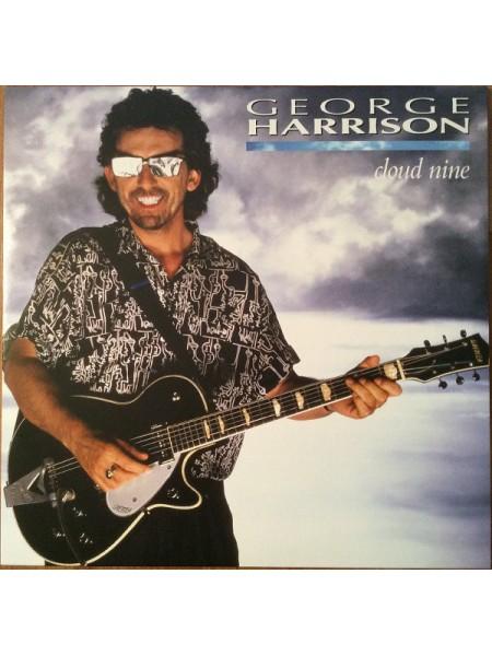George Harrison.....♫ - Cloud Nine; 1987/2017; Europe; S/S - 860255713658