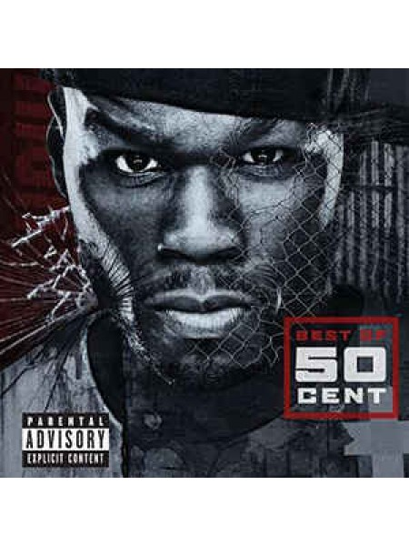 50 Cent....Hip Hop..M - Best Of; 2017/2017; Europe; S/S - 860255738336