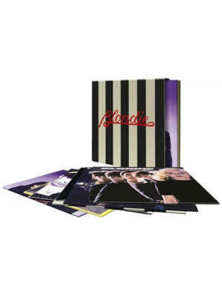 Blondie * - Blondie Albums (Box); 2014/2014; Europe; S/S - 860075355031
