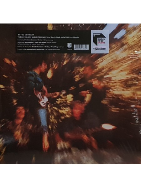 Creedence Clearwater Revival...Classic Rock..M - Bayou Country (Half Speed Master); 1969/2019; Europe; S/S - 888807204872