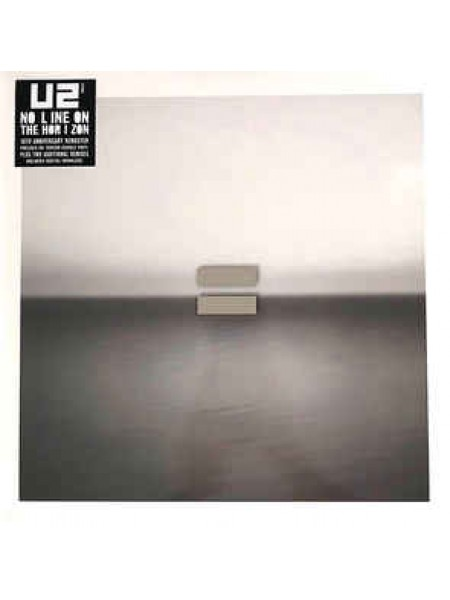 U2 .....(Pop Rock) - No Line On The Horizon; 2009/2019; Europe; S/S - 860255797085