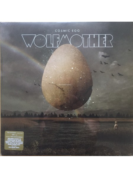 Wolfmother..... Rock & Roll, Hard Rock - Cosmic Egg; 2009/2009; Europe; S/S - 860252714013