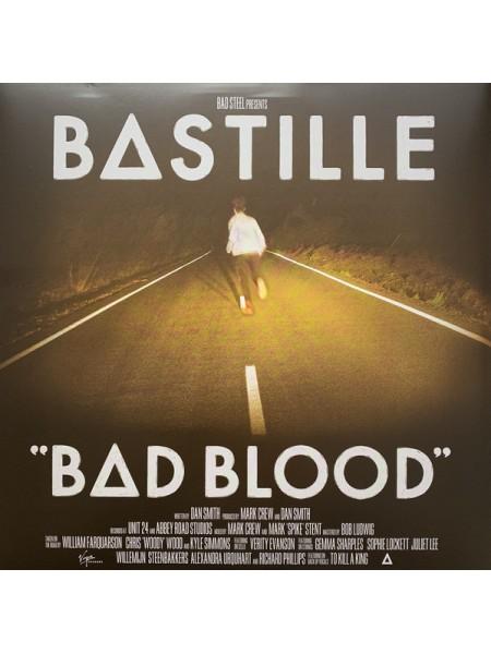 Bastille....Indie Rock..♫ - Bad Blood; 2013/2013; Europe; S/S - 8509997211071