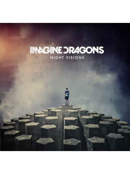Imagine Dragons..... (Rock) - Night Visions; 2012/2014; Europe; S/S - 860253715890