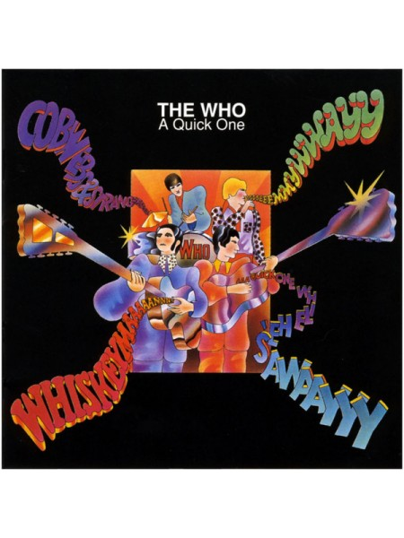 Who.....(Classic Rock) - A Quick One; 1966/2015; Europe; S/S - 860253715608