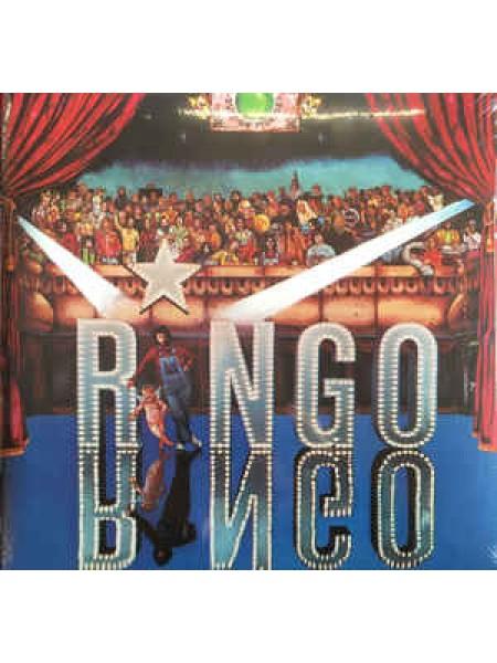 Ringo Starr - Ringo; 1973/2017; Europe; S/S - 860255798781