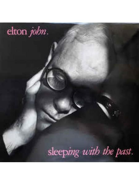 Elton John..M - Sleeping With The Past; 1989/2017; Europe; S/S - 860255766937