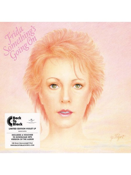 Frida (ex ABBA) - Something's Going On (coloured); 1982/2017; Europe; S/S - 860255756992