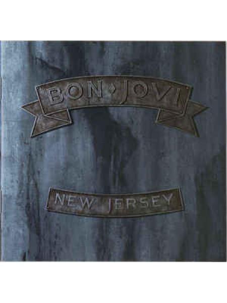 Bon Jovi....M - New Jersey; 1988/2016; Europe; S/S - 860254702929