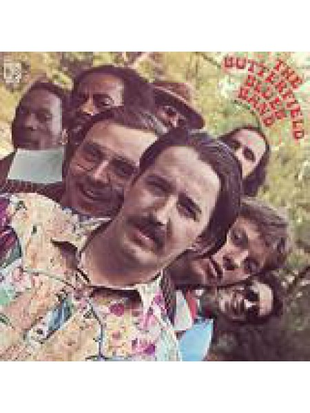 Butterfield Blues Band....Rock, Blues - KEEP ON MOVING; 1969/2019; Europe; S/S - 9171877