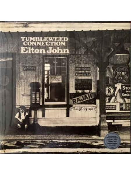 Elton John..M - Tumbleweed Connection; 1970/2017; Europe; S/S - 860255738306