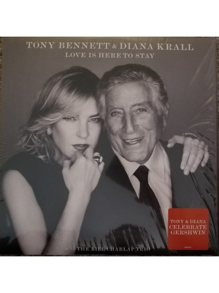 Diana Krall.....(Jazz) - Love Is Here To Stay; 2018/2018; Europe; S/S - 860256778127