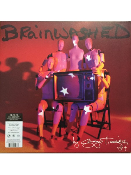 George Harrison.....M - Brainwashed; 2002/2017; Europe; S/S - 860255715136