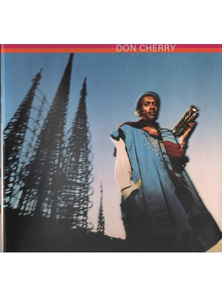 Don Cherry....Jazz..M - Brown Rice; 1975/2019; Europe; S/S - 860257725259