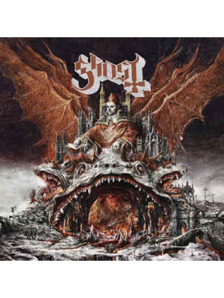 Ghost.....Heavy Metal..M - Prequelle; 2018/2018; Europe; S/S - 888807205388