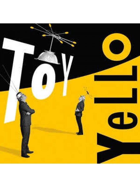 Yello.....(Electronic) - Toy; 2016/2016; Europe; S/S - 860254760261