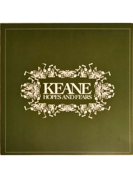 Keane..... (Rock, Pop) - Hopes And Fears; 2004/2017; Europe; S/S - 860255758899