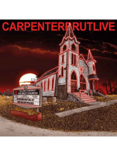 Carpenter Brut.....(Synthwave) - Carpenterbrutlive; 2017/2017; Europe; S/S - 860255760680