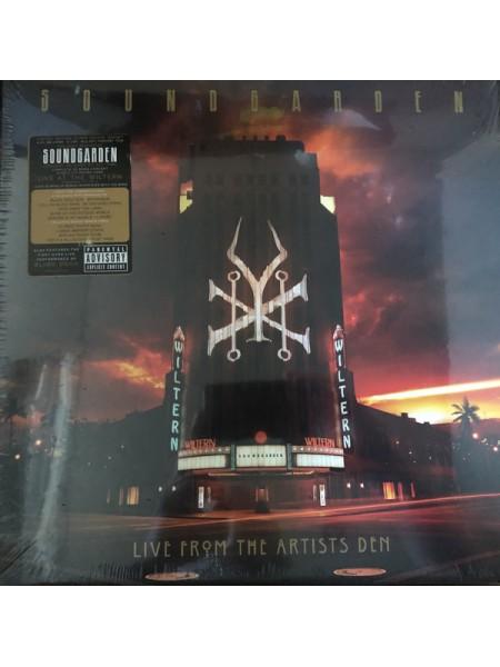 Soundgarden..... (Hard Rock) - Live At The Artists Den (+4CD+BR); 2019/2019; Europe; S/S - 8602577631986