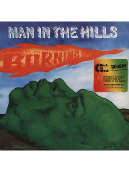 Burning Spear.....(Reggae)* - Man In The Hills; 1976/2013; Europe; S/S - 860075342974