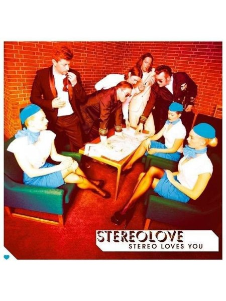 Stereolove....Electronic, Pop - STEREO LOVES YOU; 2012/; Europe; S/S - 9112329