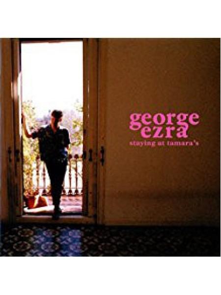 George Ezra....Rock, Blues - STAYING AT TAMARA'S; /2018; Europe; S/S - 9158366