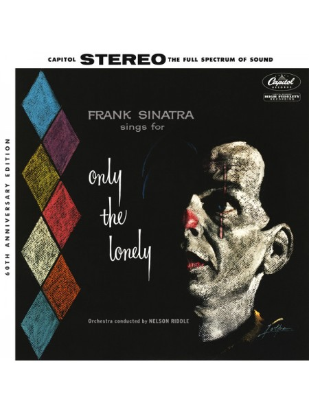 Frank Sinatra - Sings For Only The Lonely; 1958/2018; Europe; S/S - 860256756971