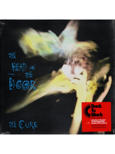 Cure....New Wave..M - The Head On The Door; 1985/2008; Europe; S/S - 84228272311