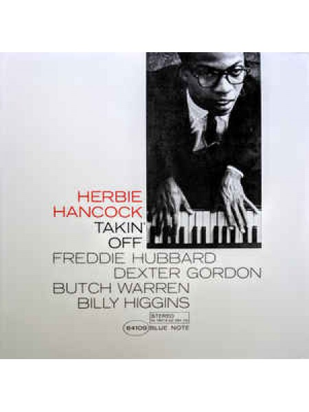 Herbie Hancock....Jazz..M - Takin' Off; 1962/2019; Europe; S/S - 860257742399