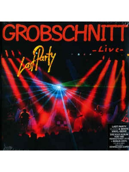 Grobschnitt....Krautrock..M - Last Party; 1990/2019; Europe; S/S - 860256730335