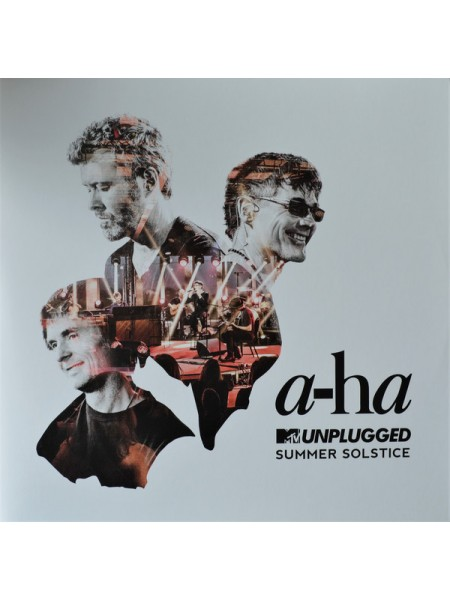 a-ha.....(Synth-pop) - MTV Unplugged - Summer Solstice; 2017/2017; Europe; S/S - 860255792955