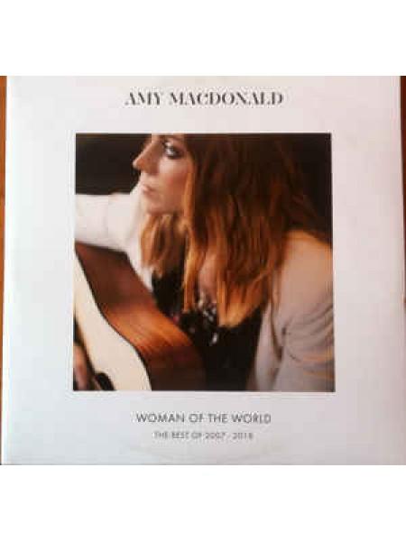 Amy MacDonald....Folk Rock..♫ - Woman Of The World; 2018/2018; Europe; S/S - 860256794008