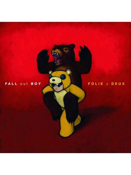 Fall Out Boy....Punk..♫ - Folie A Deux; 2008/2017; Europe; S/S - 8602517896291