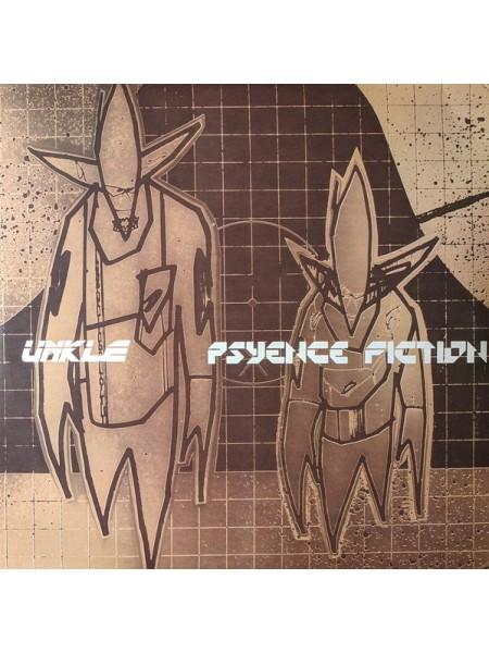 UNKLE...... Downtempo, Trip Hop.. ♫ - Psyence Fiction; 1998/2019; Europe; S/S - 860256759386