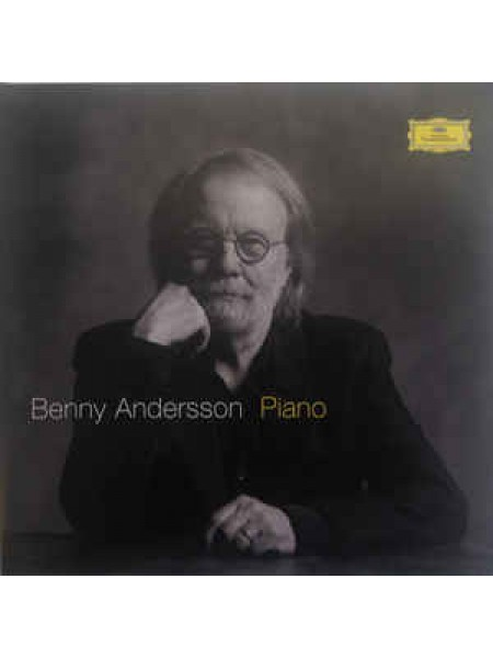 Benny Andersson(ex ABBA)....M - Piano; 2017/2017; Europe; S/S - 82894798144